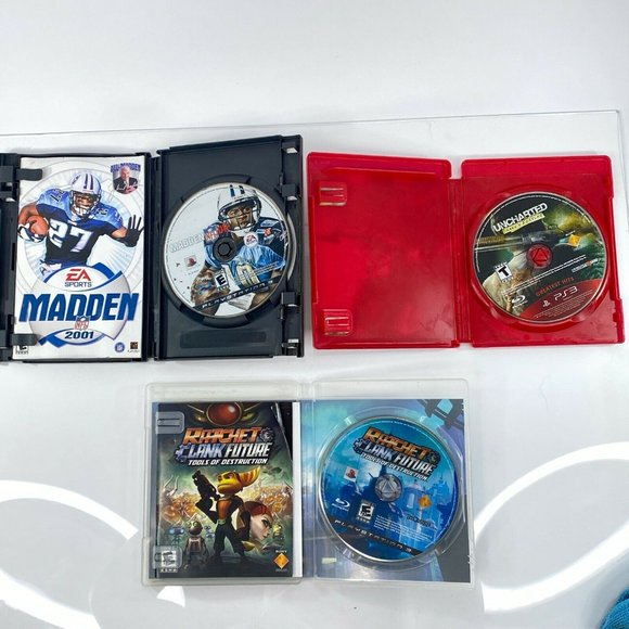 Games Lot Of 3 Playstation 3 Video Games Ratchet Clank Poshmark
